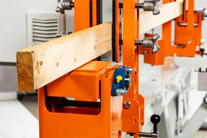 SmartMill - Product FLX-400 - Bending bench test